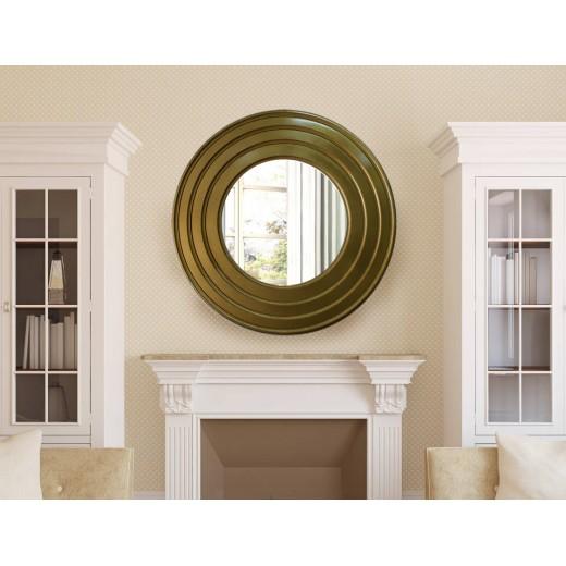 Круглое зеркало Opulent Z01-01