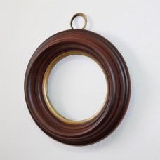Круглая рамка для фото R01-02