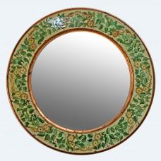 Круглое зеркало Opulent Z26-01