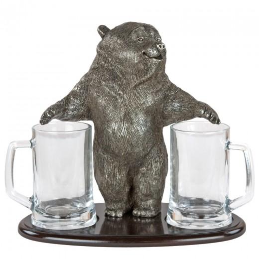 Набор бокалов для пива Барлей 3