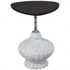 Декоративный столик Лебес Айс Графит