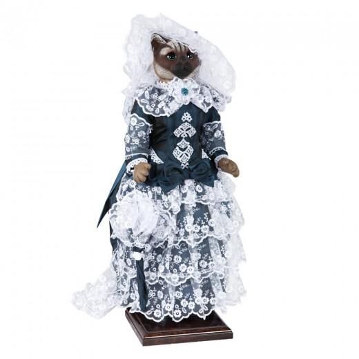Коллекционная кукла Кошка Медис