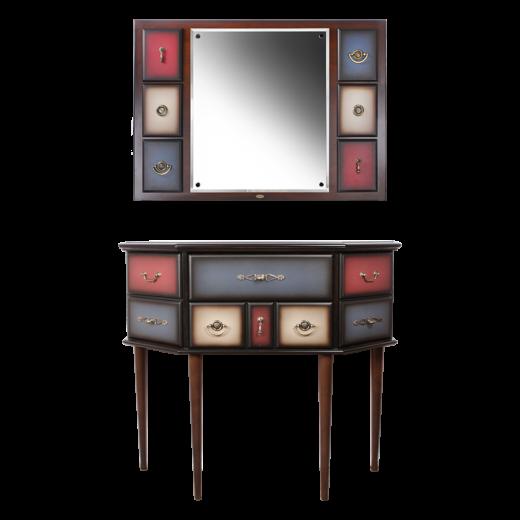 Консоль и зеркало Пандора Mix