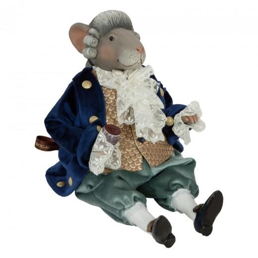 Коллекционная кукла Мышонок Бри