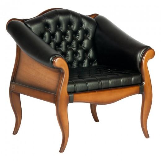 Кресло Марсель Орех Шоколад 12