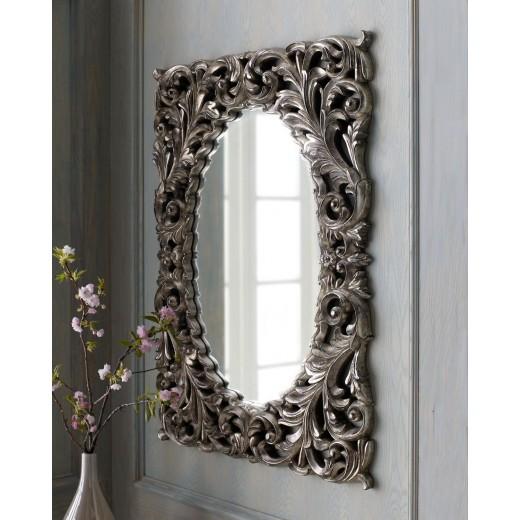 "Зеркало ""Массимо"" (silver)"