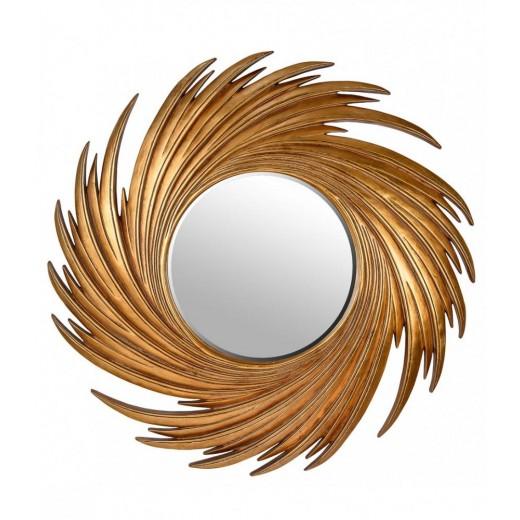 "Зеркало""Свирл""(gold)"