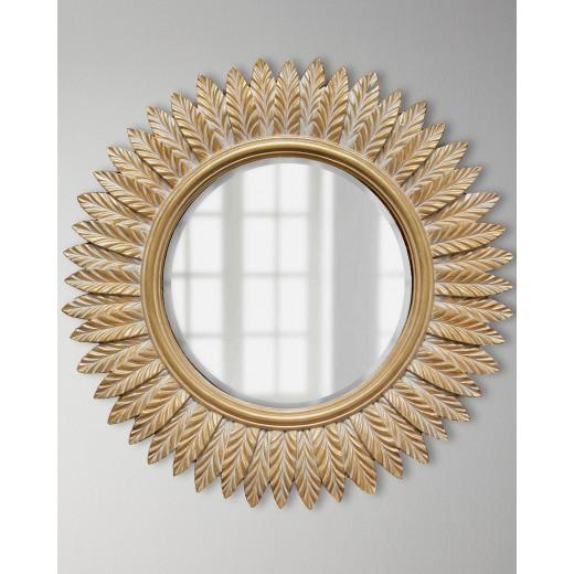 """Зеркало""""Барклай""""( gold)"""