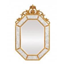 "Зеркало""Лидс""(gold)"